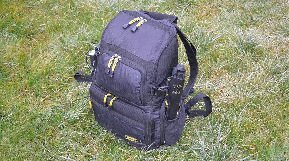 Review zum Langzeittest des SPRO Backpacks