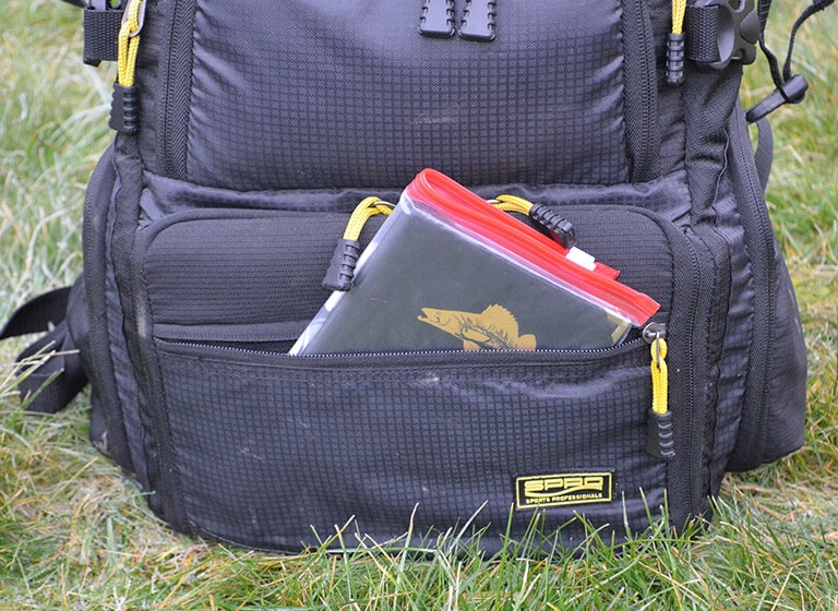 SPRO-Backpack-dokumentenfach