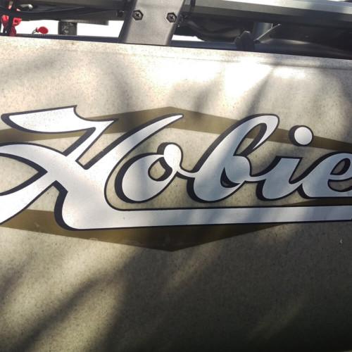 SOT Angelkajak Hobie Pro Angler 12 Logo